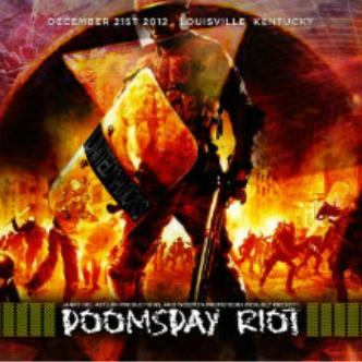 Doomsday Riot: Featuring Dara: Main Image