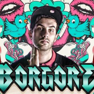 BORGORE New Year's Eve: Main Image