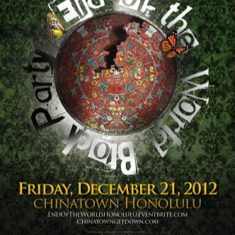 12/21/12 - Chinatown Get Down: Main Image