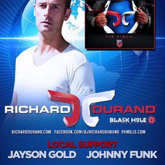 Richard Durand: Main Image
