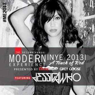 Modern Experience NYE 2013: Main Image