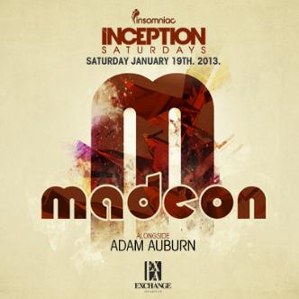 Inception presents Madeon: Main Image