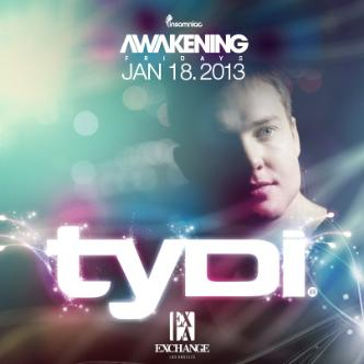 Awakening ft. tyDi: Main Image