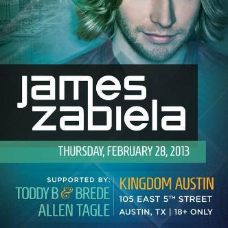 Kingdom :: James Zabiela: Main Image