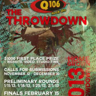 Q106 Throwdown Week 2: Main Image