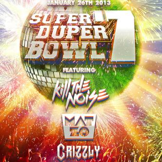 SUPER DUPER BOWL 7: Main Image