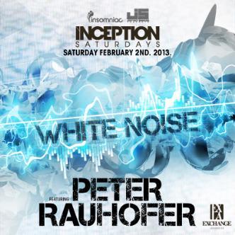 Inception ft. Peter Rauhofer: Main Image