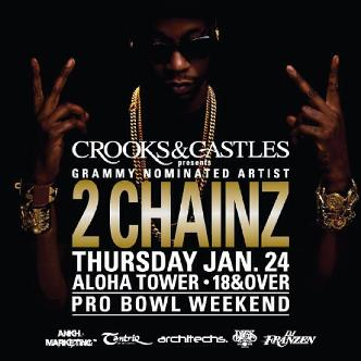 2 Chainz Pro All Star Kickoff: Main Image