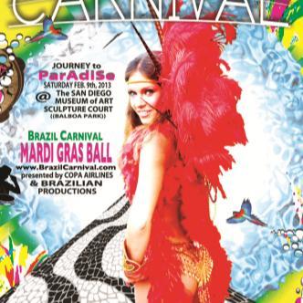 San Diego Brazil Carnival 2013: Main Image