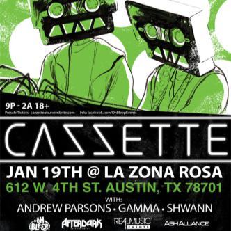 Cazzette @ La Zona Rosa: Main Image