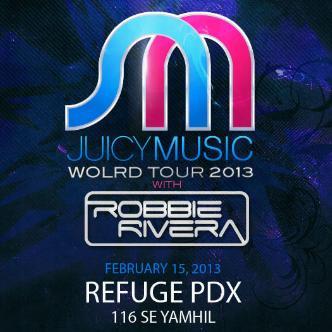 Robbie Rivera Juicy Tour: Main Image