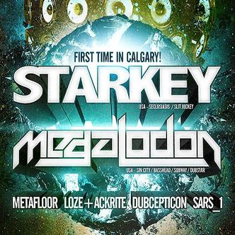 STARKEY + MEGALODON: Main Image