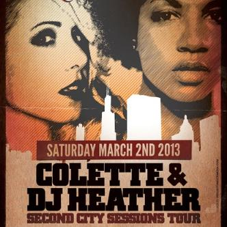 Colette & DJ Heather: Main Image