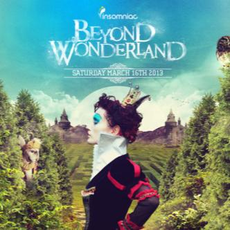 Beyond Wonderland: Main Image