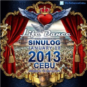 Lifedance Cebu: Sinulog: Main Image