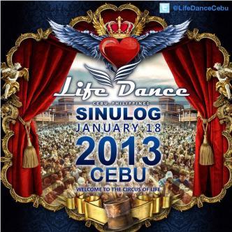 Lifedance Cebu: Sinulog: Main Image