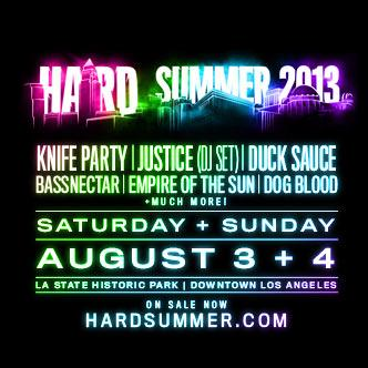 HARD SUMMER MUSIC FESTIVAL: Main Image
