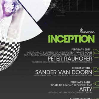 Inception February Pass: Main Image