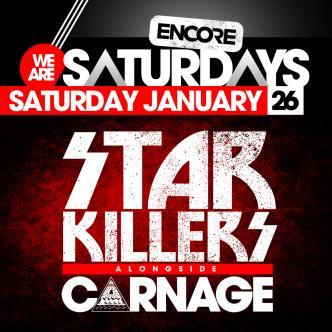 Starkillers + DJ Carnage: Main Image