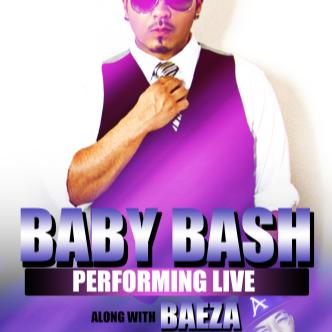 Baby Bash live in Tulare!: Main Image
