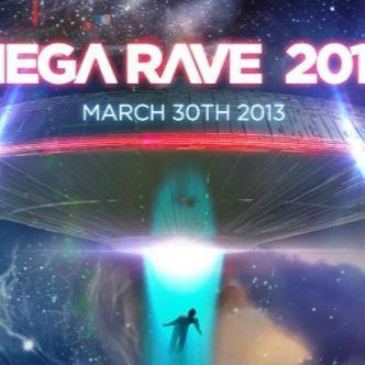 MEGA RAVE 2013: Main Image