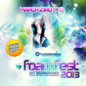 FOAM FEST GET BRAINWASHED: Main Image