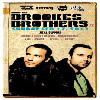 BROOKES BROTHERS: Main Image