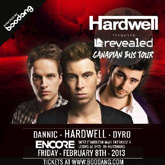 HARDWELL - SOLD OUT! (EDM): Main Image