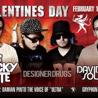 Valentine's Day @ Gryphon: Main Image
