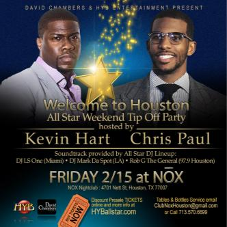 KEVIN HART, CP3 & TERRENCE J: Main Image