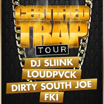 Certified Trap Tour : Dallas: Main Image