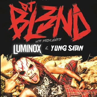 DJ Bl3nd & Luminox (Corvallis): Main Image