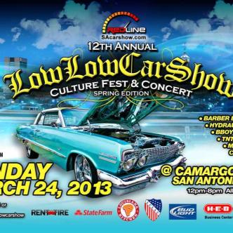 Low Low Car Show: Main Image