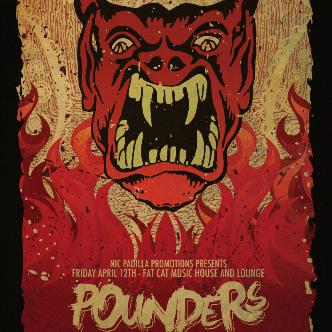 Pounders: Main Image