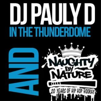 DJ Pauly D & Naughty By Nature: Main Image