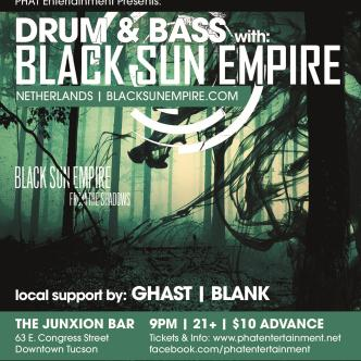 Black Sun Empire: Main Image