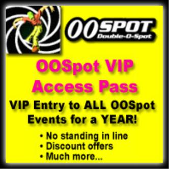 OOSPOT ALL ACCESS VIP 1YR: Main Image