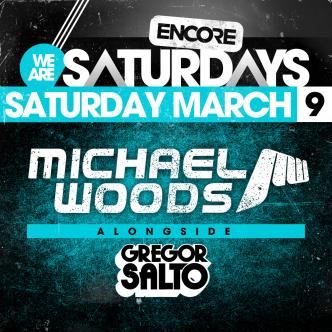 Michael Woods + Gregor Salto: Main Image