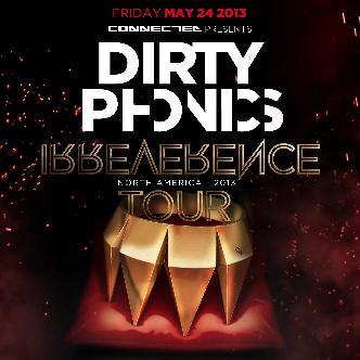 Dirtyphonics + Liquid Stranger: Main Image