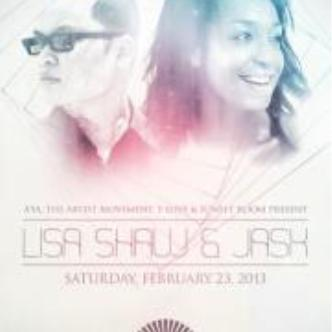 Lisa Shaw & Jask @ Sunset Room: Main Image