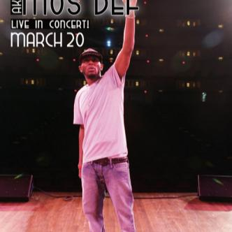 Mos Def Concert: Main Image