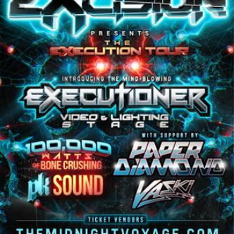 EXCISION EXECUTION TOUR: Main Image