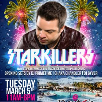 Rehydrate w/ Starkillers 3/5: Main Image