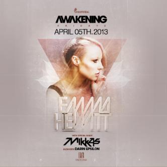 Awakening ft. Emma Hewitt: Main Image