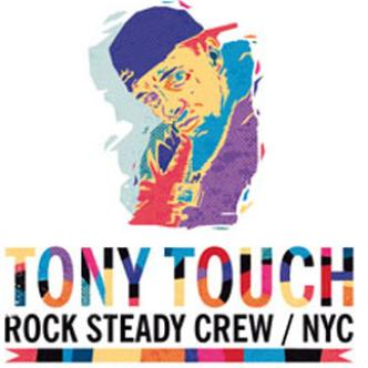 TONY TOUCH: Main Image