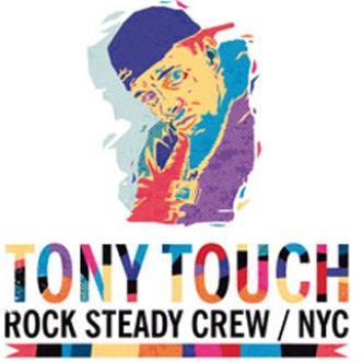 TONY TOUCH: Main Image