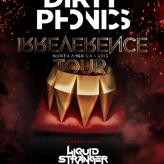 IRREVERENCE TOUR/DirtyPhonics: Main Image