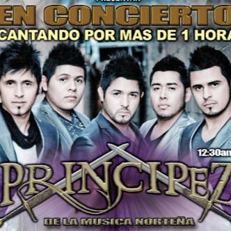 PRINCIPEZ De La Musica Nortena: Main Image