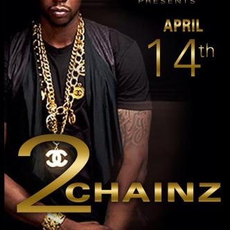 2 Chainz live in Visalia: Main Image