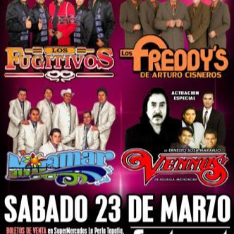 Los Freddys / Los Fugativos: Main Image